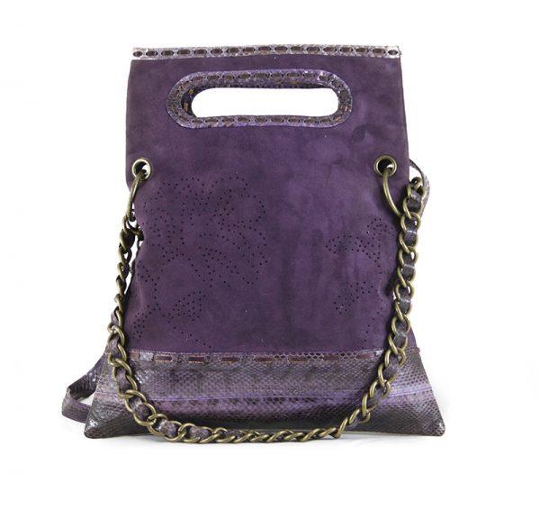 Colette Snake Purple