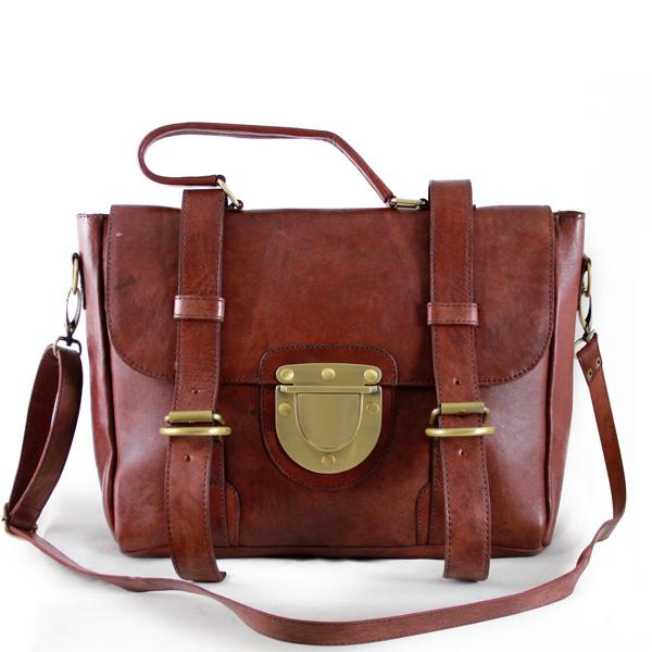 The Mini Backpack Chocolate