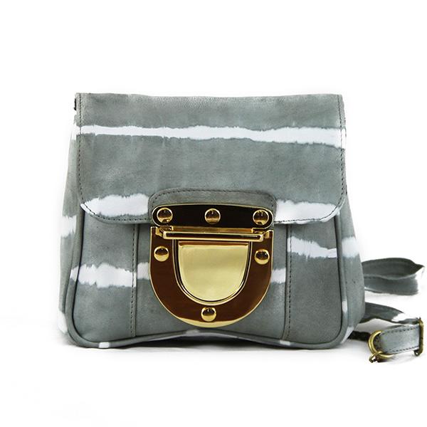 Portobello Mini Tie-Dye Grey