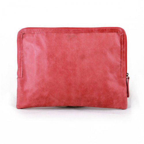 The Cover Maxiclutch - Laptop Sleeve Washed Red