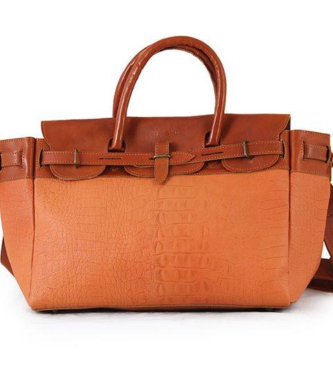 Vernon Croco Orange