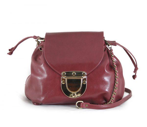 Louise Backpack Burgundy