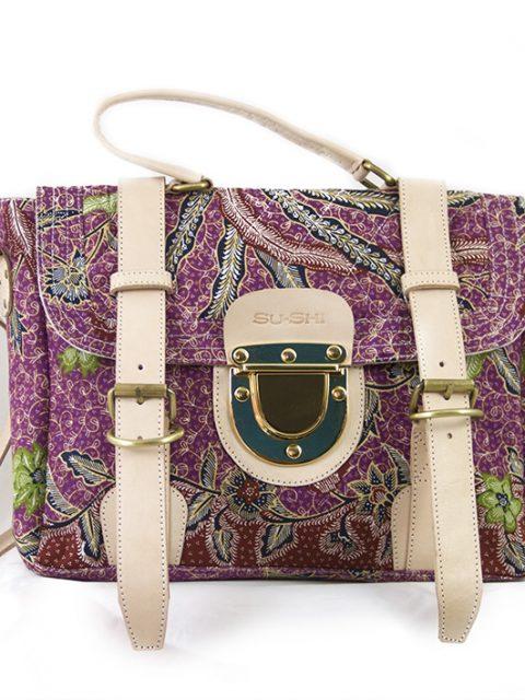 The Mini Batik Purple