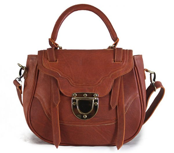Thelma L Vintage Brown