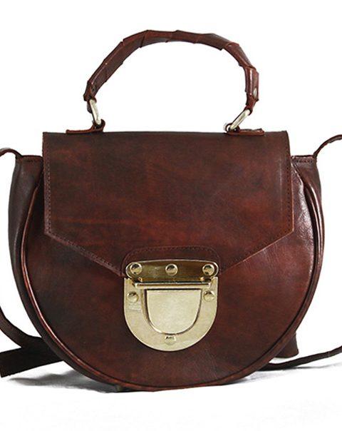 Adele L Vintage Brown