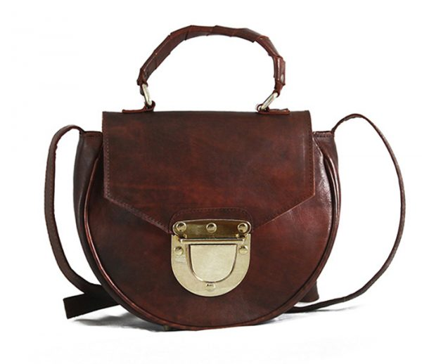 Adele L Vintage Brown