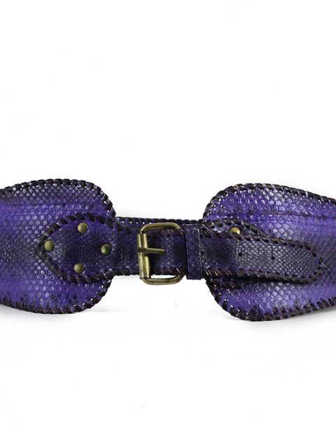 Mesalina Snake Purple